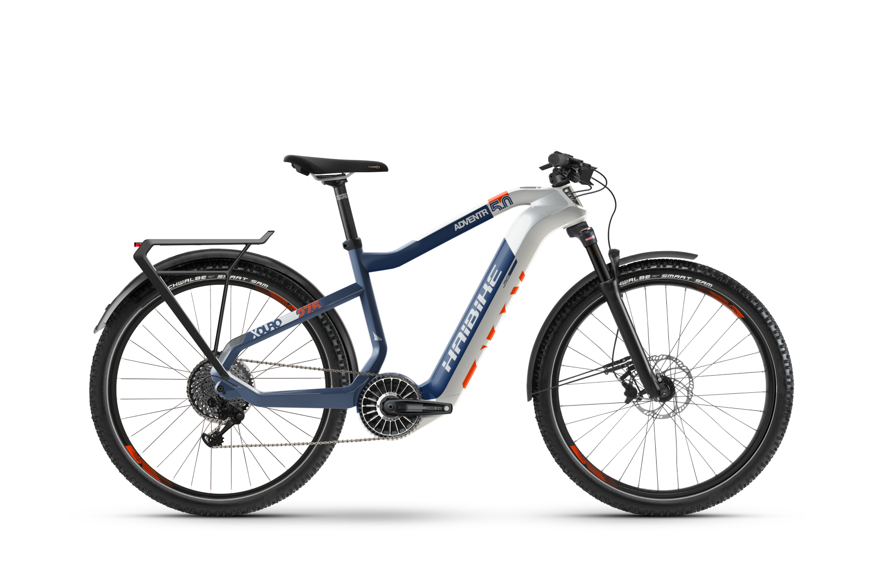 HA04 - Haibike Xduro Adventr 5.0 vel. M